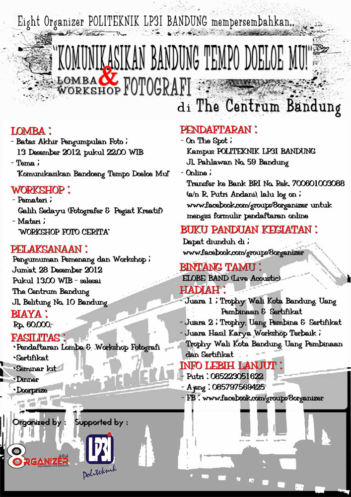 lomba & workshop foto LP3I