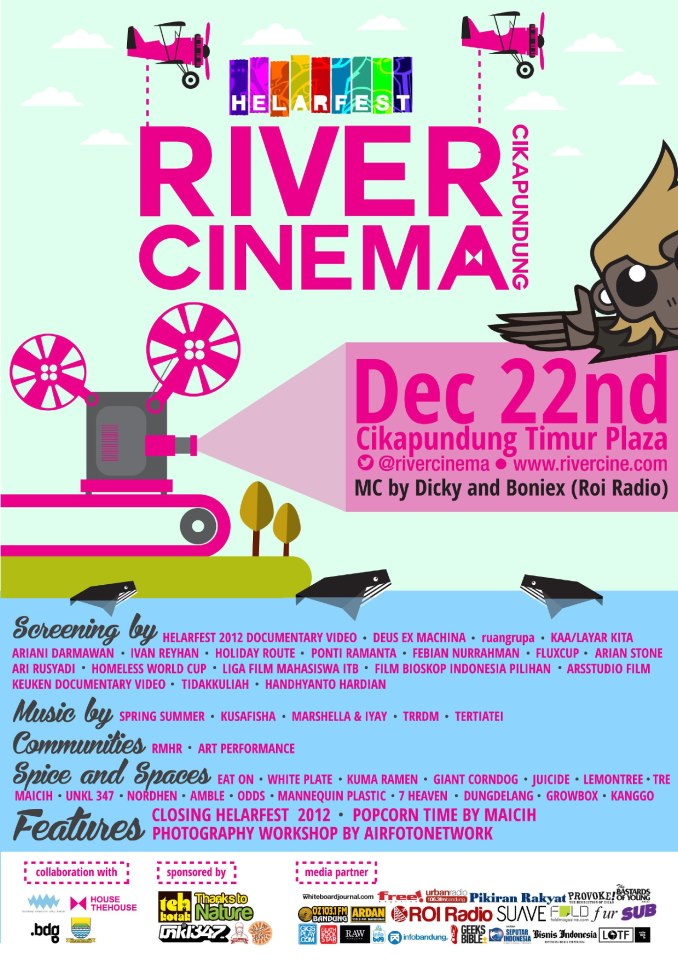 river cinema