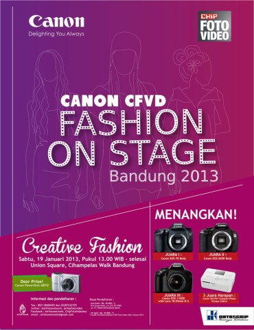 fashion on stage photo competition 2012