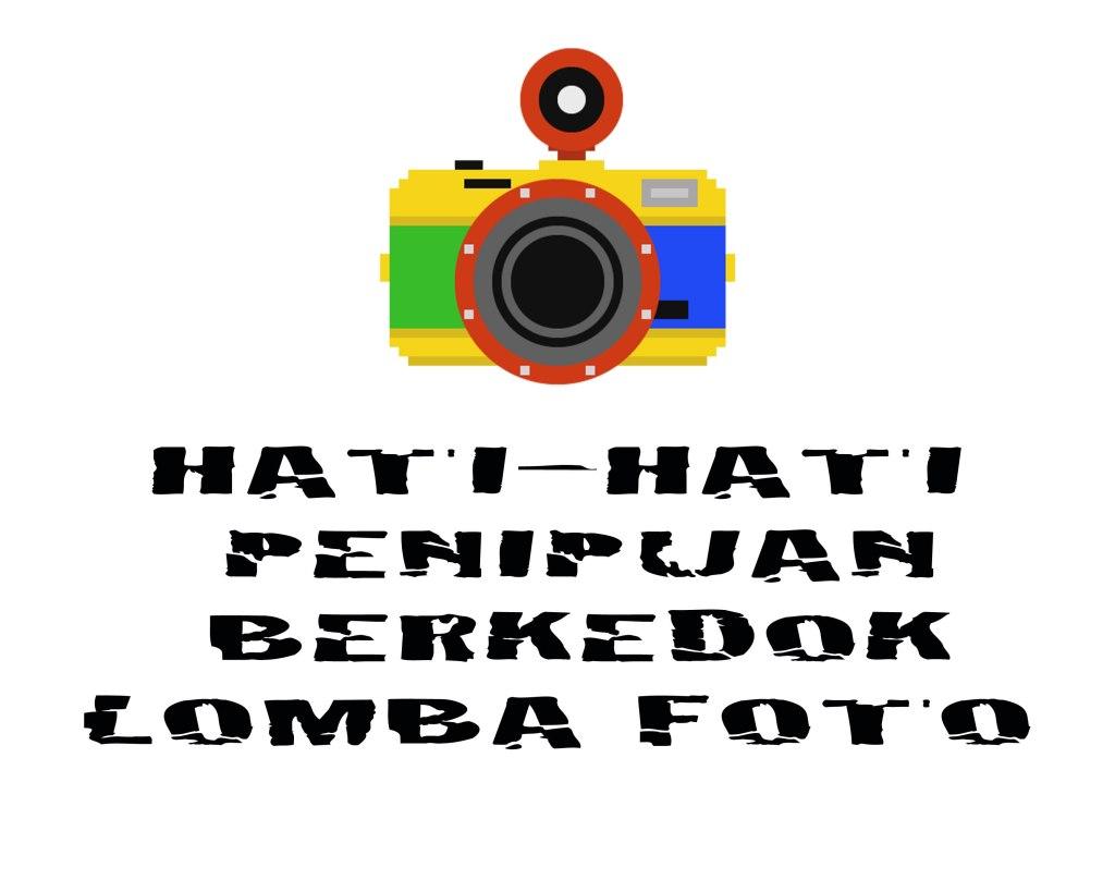 Penipuan Berkedok Lomba Foto