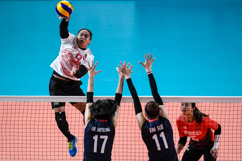 Pebola voli Indonesia Putri