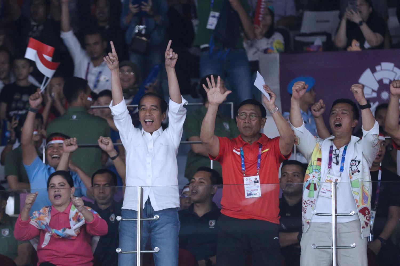 Dukungan Presiden Jokowi