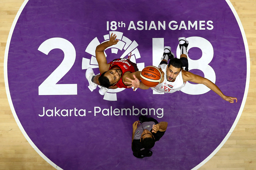Asian Games - Basket