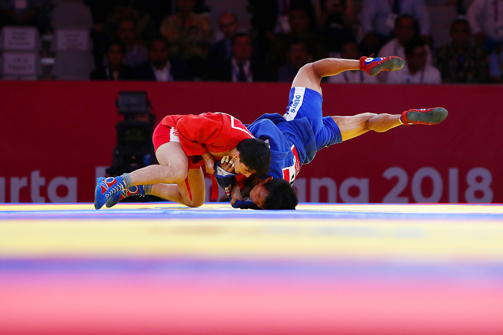 Asian Games - Sambo