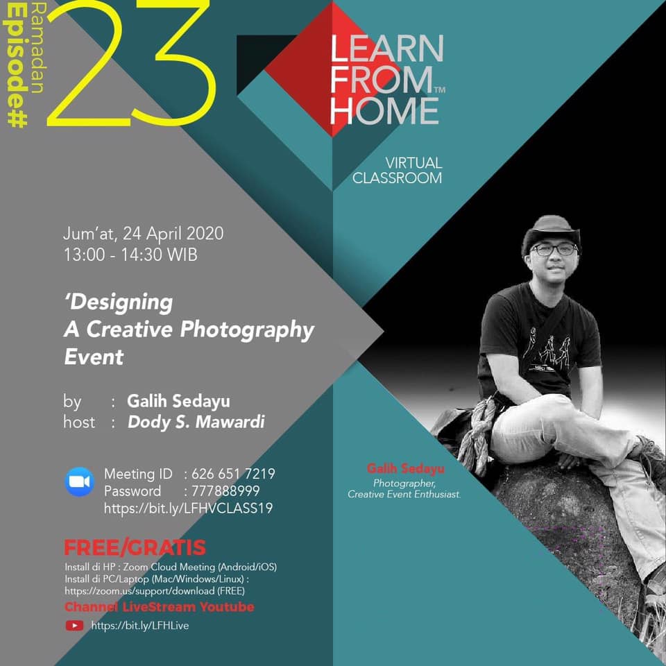 learn from home #23